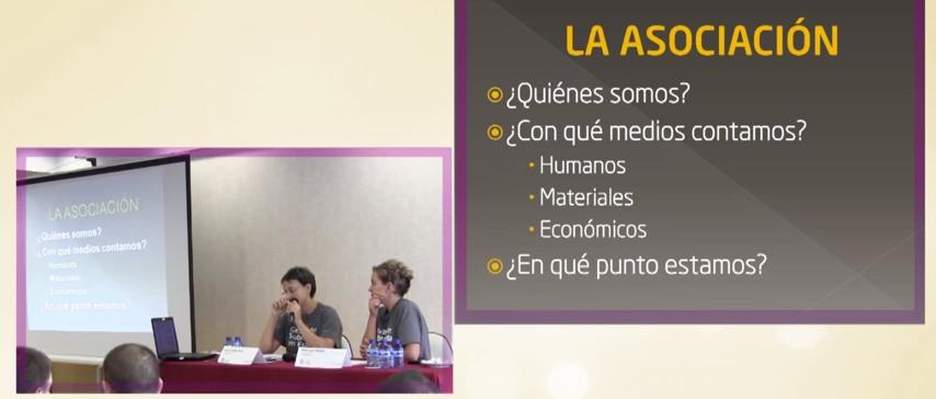 """Ponencia de ILP """"Mi camino hacia la gestación subrogada"""" en inviTRA 2014"""