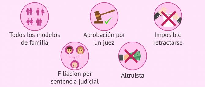 Condiciones de la propuesta de ley para regular la gestación subrogada en Argentina