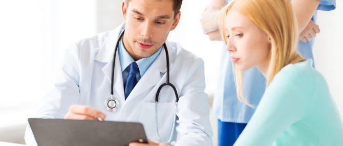 Servicios médicos y psicológicos para una gestación subrogada