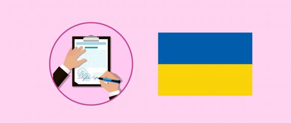 Contrato de gestación subrogada en Ucrania
