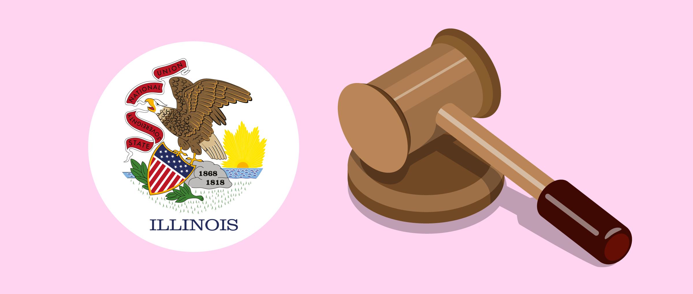 Ley de gestación subrogada en Illinois