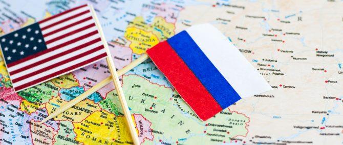Estados Unidos y Rusia
