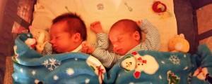 Tener gemelos por GS