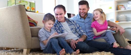 Homosexualidad y paternidad