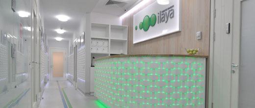 Equipo médico de ilaya