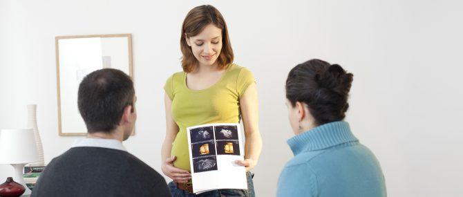 Seguir el embarazo de la gestante