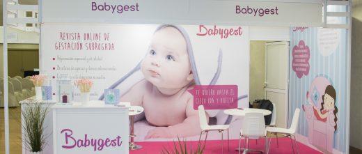 Babygest en Surrofair