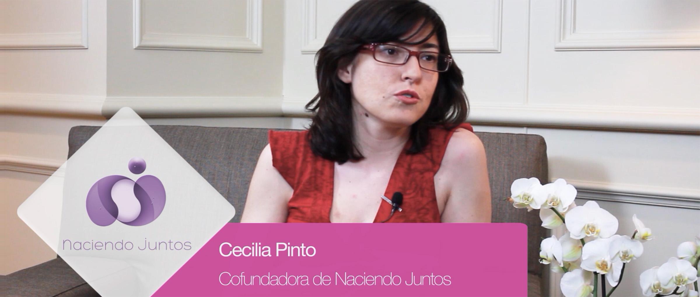 Entrevista a Cecilia Pinto