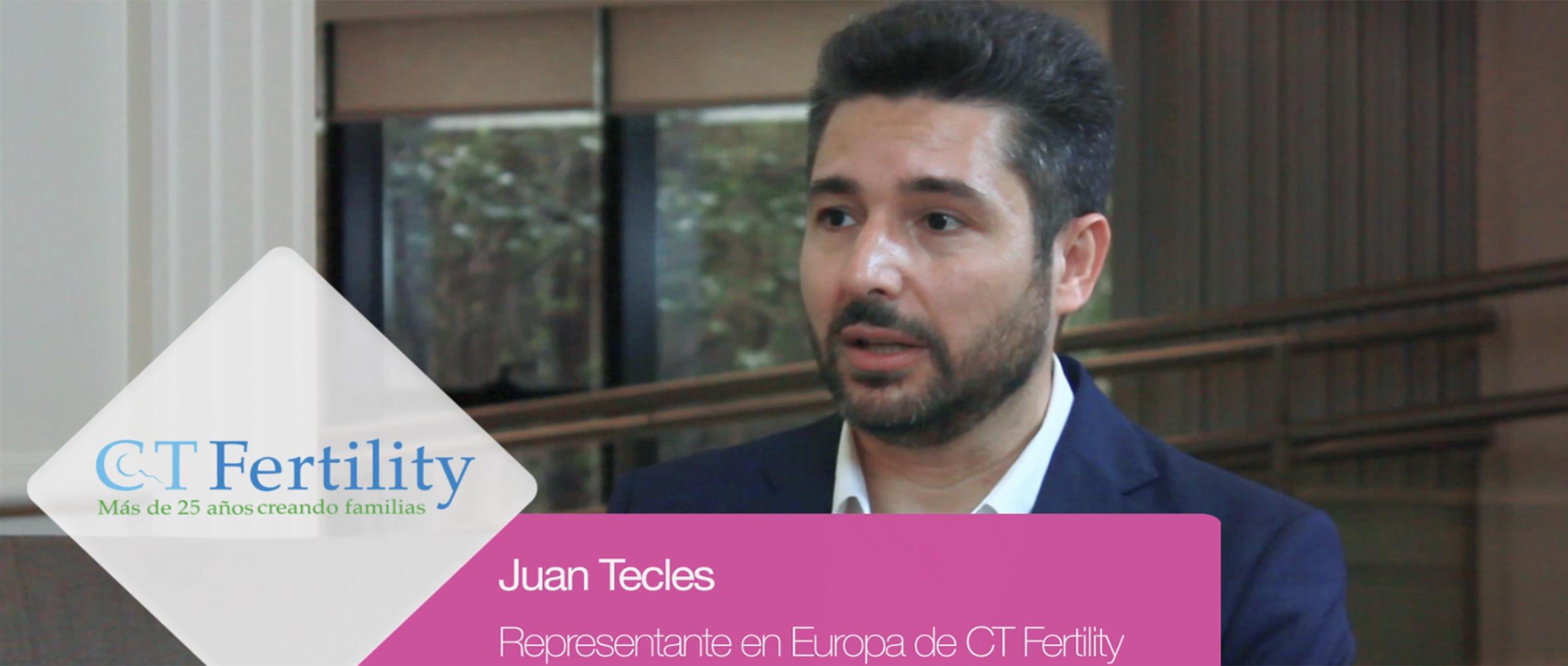 Representante en Europa de CT Fertility