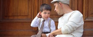 Resolver las dudas de los niños sobre su nacimiento