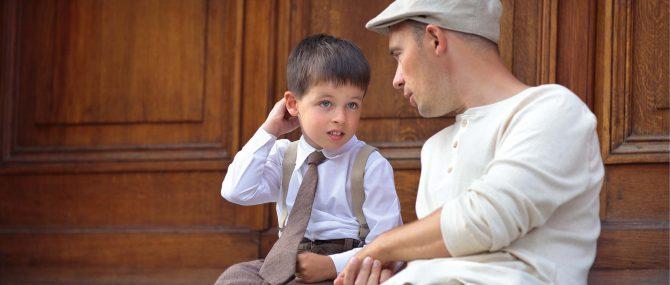 Padres gays: preguntas de los niños
