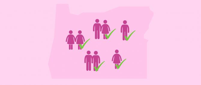 Oregón permite la gestación subrogada a todas las familias