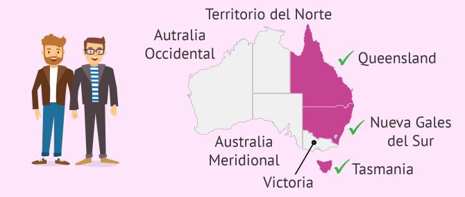 Gestación subrogada para gays en Australia