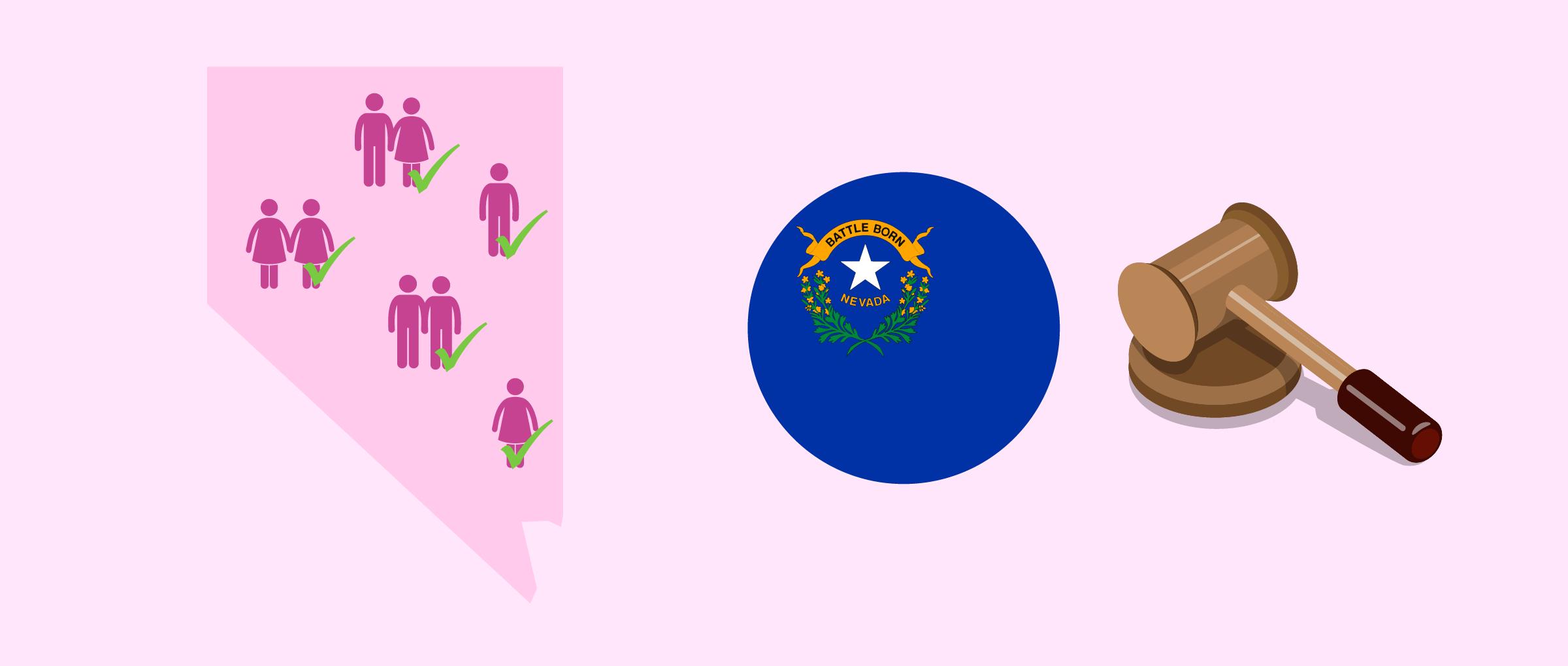 Gestación subrogada autorizada en Nevada para todas las familias