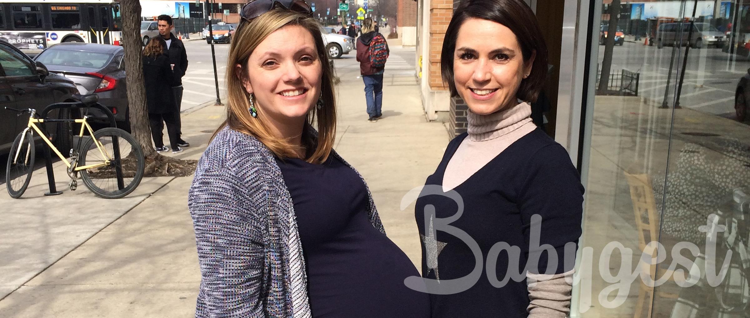 El embarazo de la gestante