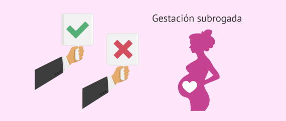 Opiniones a favor y en contra de la subrogación de útero