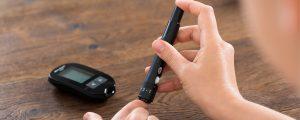 Controlar el nivel de glucosa en sangre