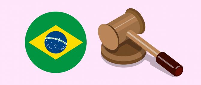 Imagen: Sentencia judicial para la filiación en Brasil