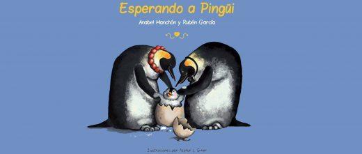 Esperando a Pingui: cuento para explicar la gestación subrogada