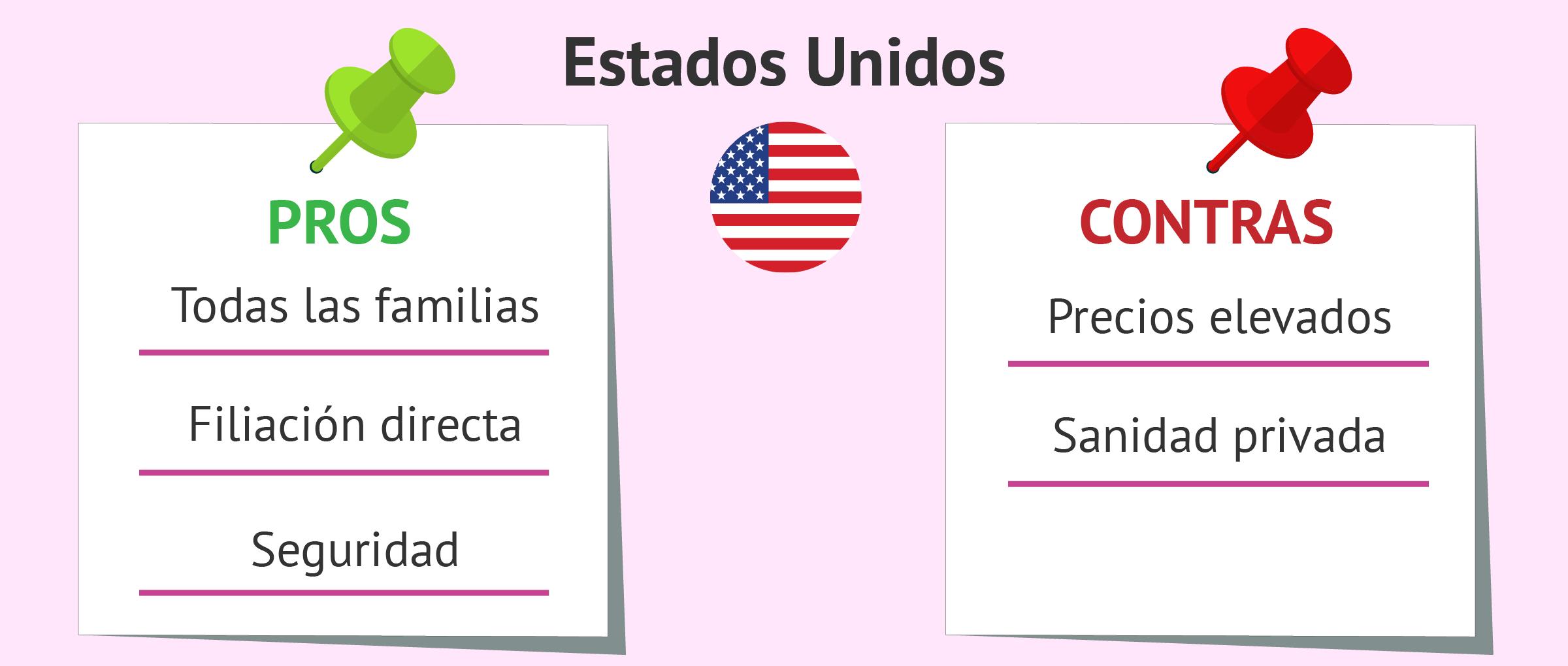 Gestación subrogada en USA: pros y contras