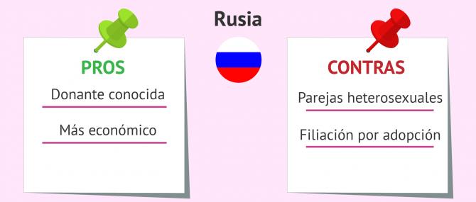 Ventajas y desventajas de la maternidad subrogada en Rusia