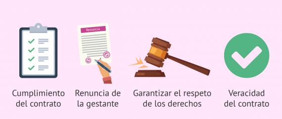 Sentencia judicial en gestación subrogada