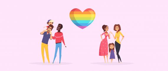 Imagen: Familias homoparentales